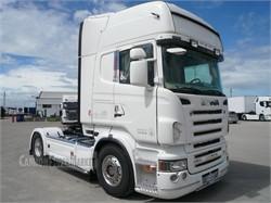 Scania R560  Uzywany