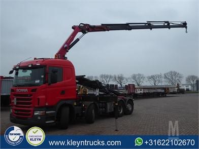SCANIA G440 Trucks For Sale - 53 Listings   MarketBook co za