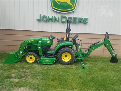 John Deere 2038R For Sale In Ohio - 5 Listings
