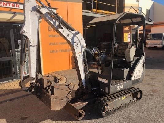 2012 Bobcat 324 - Heavy Machinery for Sale