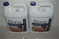LOT OF 2 BONA CONCENTRATED HARDWOOD FLOOR