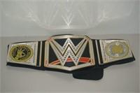 WWE HUSTLE LOYALTY RESPECT BELT