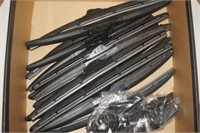 LOT OF 15 MICHELIN WIND SHIELD WIPER BLADES 350MM