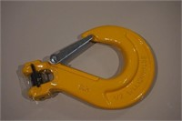 INDUSCO DROP FORGED GRAB HOOK 12,000 WORKING LOAD