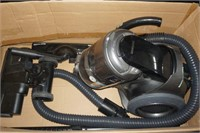 SAMSUNG MOTIONSYNC CANISTER VACUUM - USED / PARTS