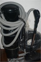 ELECTROLUX CENTRAL VACUUM KIT - USED