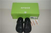 CROCS BLACK 10/11
