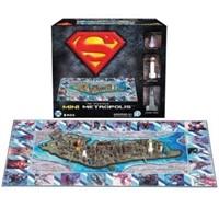 4D CITYSCAPE SUPERMAN MINI METROPOLIS PUZZLE