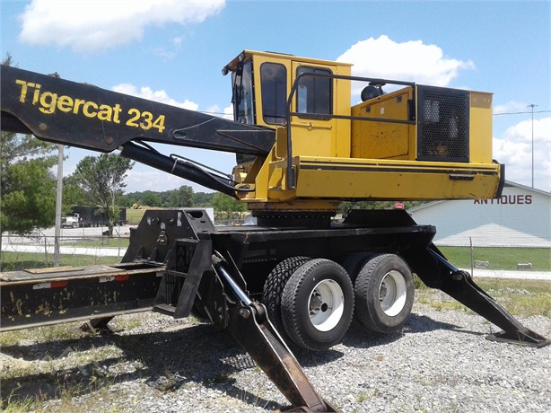 Log Loaders Logging Equipment For Sale in Tennessee - 13 Listings