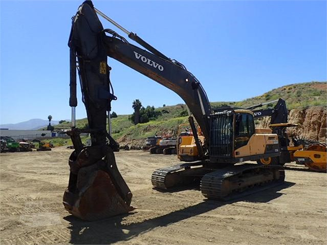 2013 VOLVO EC250DL For Sale In Corona, California