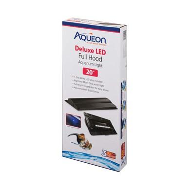 Mpes Aqueon 20 Led Full Hood Aquarium Light Item 100 For