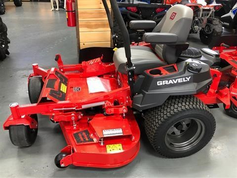2019 GRAVELY ZT52 HD For Sale In Saucier, Mississippi