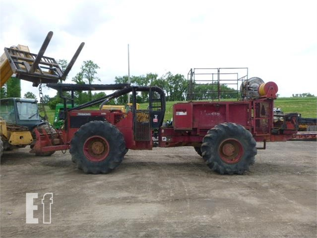 Lot # 449 - 1975 TIMBERJACK 240 For Sale In Uniontown, Pennsylvania