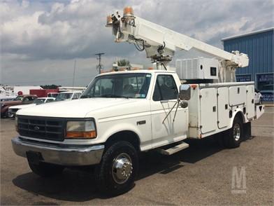 Altec Bucket Trucks / Service Trucks For Sale - 319 Listings