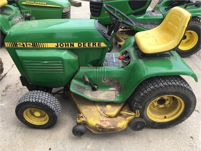 JOHN DEERE 212 For Sale - 18 Listings | TractorHouse com