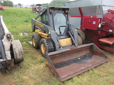 NEW HOLLAND LS180 SKID STEER Other Auction Results - 1