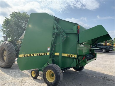 John Deere 566 For Sale In Oklahoma - 2 Listings | TractorHouse com