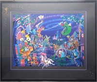 Animation Art Auction-ONLINE ONLY!