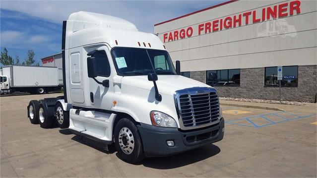 2014 FREIGHTLINER CASCADIA 126 For Sale In Fargo, North Dakota