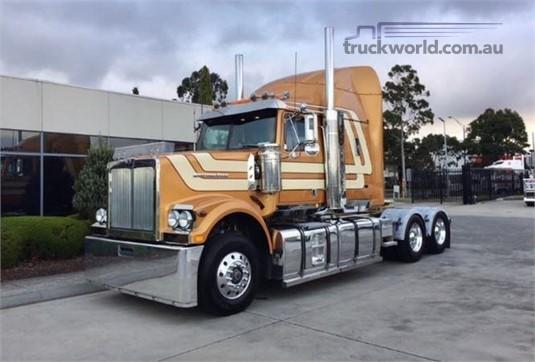 2010 western star 4800 - trucks for sale