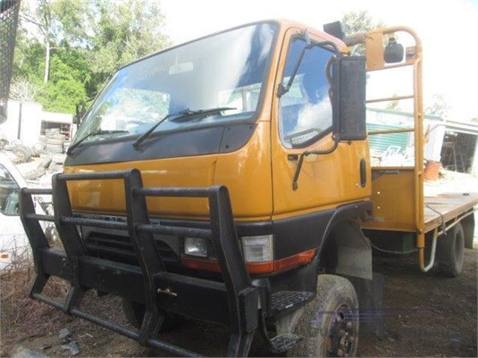 2003 Mitsubishi Fuso CANTER FG - Wrecking for Sale