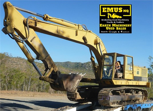 1985 Caterpillar other Heavy Machinery for Sale
