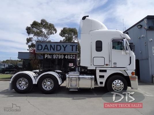 2012 Freightliner Argosy 101 Dandy Truck Sales - Trucks for Sale