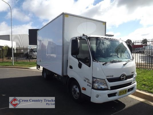 2015 Hino 616 Cross Country Trucks Pty Ltd - Trucks for Sale