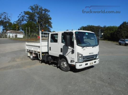 2017 Isuzu NPR 75 190 CREW Trucks for Sale
