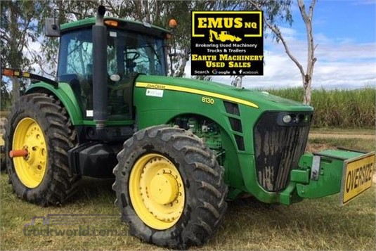 2008 John Deere 8130 Farm Machinery for Sale