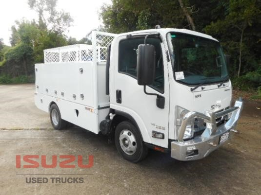 2017 Isuzu NPR 200 Short Used Isuzu Trucks - Trucks for Sale