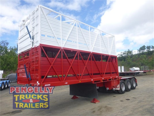 2016 Moore Stock Crate Trailer Pengelly Truck & Trailer Sales & Service - Trailers for Sale