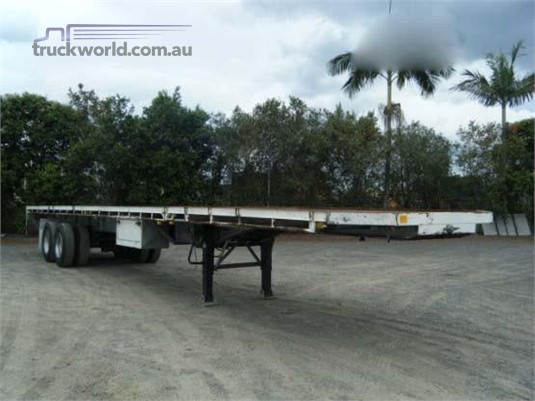 1968 Freighter Flat Top Trailer Trailers for Sale