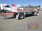 2005 Moore Flat Top Trailer Tag Trailers