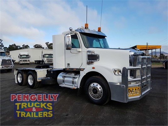 2011 Freightliner Coronado Pengelly Truck & Trailer Sales & Service - Trucks for Sale