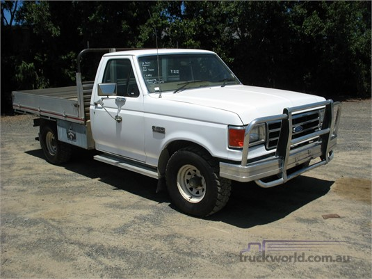 1990 Ford F150 - Light Commercial for Sale