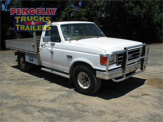 1990 Ford F150 Pengelly Truck & Trailer Sales & Service - Light Commercial for Sale