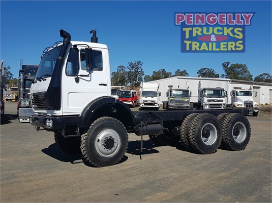 1992 Mercedes Benz 2628 Pengelly Truck & Trailer Sales & Service - Trucks for Sale