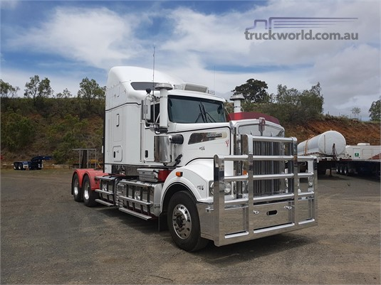 2012 Kenworth T909 Trucks for Sale