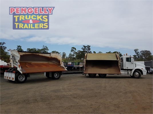 2010 Freightliner Columbia CL112 Pengelly Truck & Trailer Sales & Service - Trucks for Sale