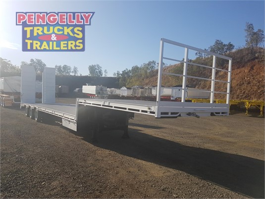 1999 Freightmaster Drop Deck Trailer Pengelly Truck & Trailer Sales & Service - Trailers for Sale