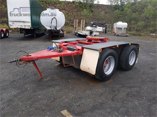 2015 Hold Bros Dolly Trailers for Sale