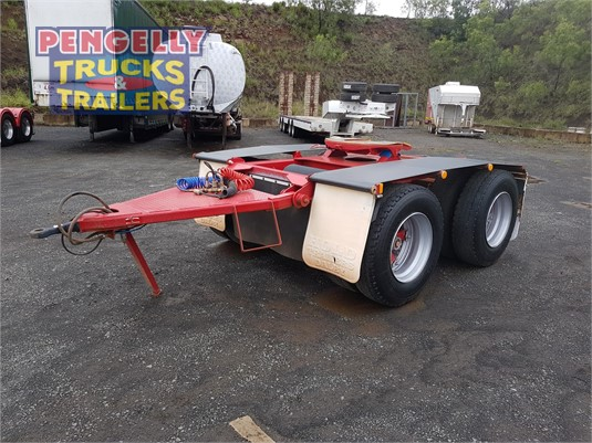 2015 Hold Bros Dolly Pengelly Truck & Trailer Sales & Service - Trailers for Sale