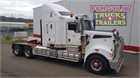2014 Kenworth T909 Prime Mover