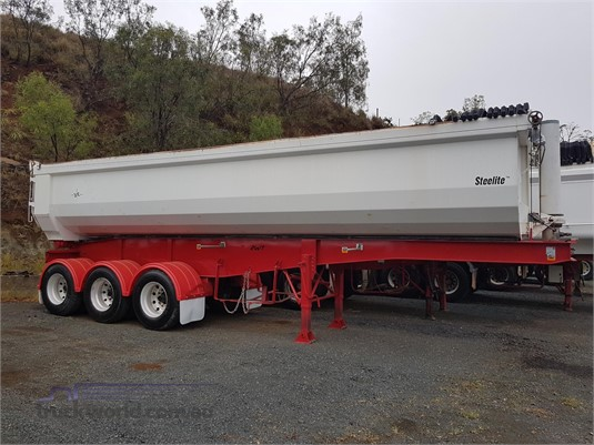 2007 Roadwest Tipper Trailer Trailers for Sale