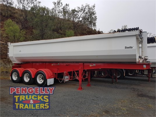 2007 Roadwest Tipper Trailer Pengelly Truck & Trailer Sales & Service - Trailers for Sale