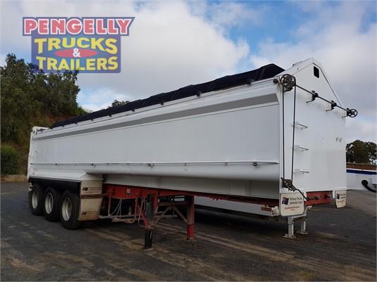 2008 Shephard Tipper Trailer Pengelly Truck & Trailer Sales & Service - Trailers for Sale