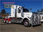 2013 Western Star 4964FX Prime Mover