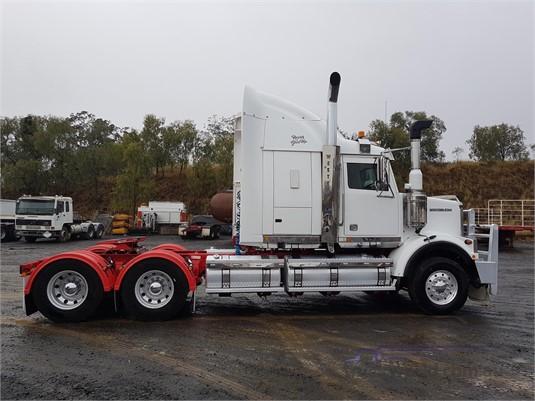 2010 Western Star 4864FXB Trucks for Sale