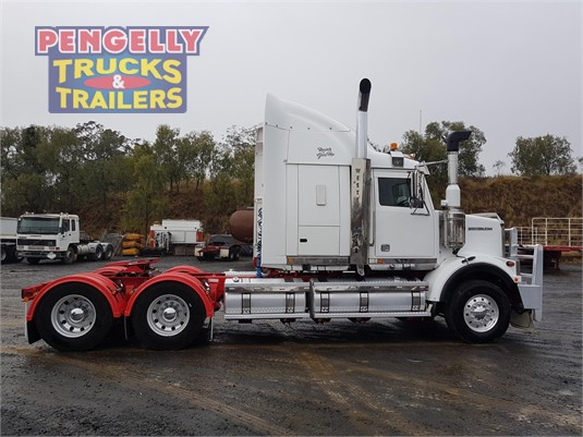 2010 Western Star 4864FXB Pengelly Truck & Trailer Sales & Service - Trucks for Sale